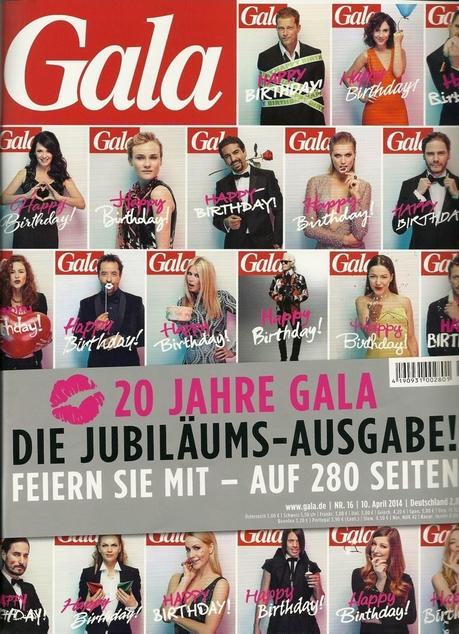 Toni Garrn For Gala Magazine, Germany, April 2014