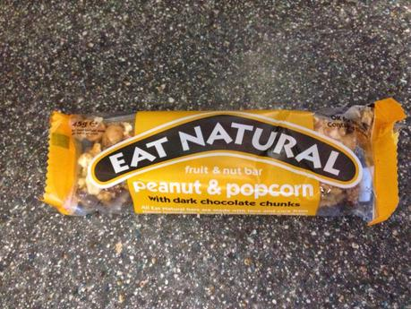 Today's Review: Eat Natural Peanut & Popcorn Bar