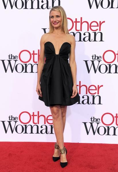 Look Of The Day: Cameron Diaz In Stella McCartney