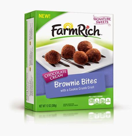 Farm Rich Has Delicious New Cheese Sticks & Desserts! (GIVEAWAY; 3 Winners)
