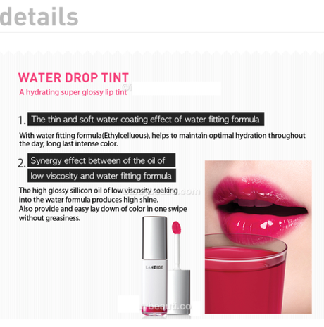 Laneige Water Drop Tint (8)