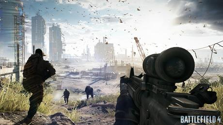 Battlefield 4 patch addresses death shield issue, Xbox One rent-a-server on hold