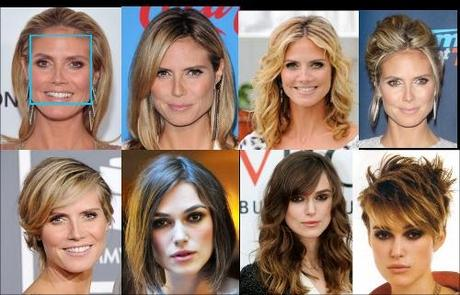 Best Hairstyles for Your Face Shape – Square - Paperblog