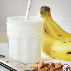 Recipes for free: Banana Chai Spice Smoothie (repost)