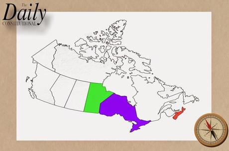 Where In The World No's 22 & 23: #Manitoba & #Nova Scotia