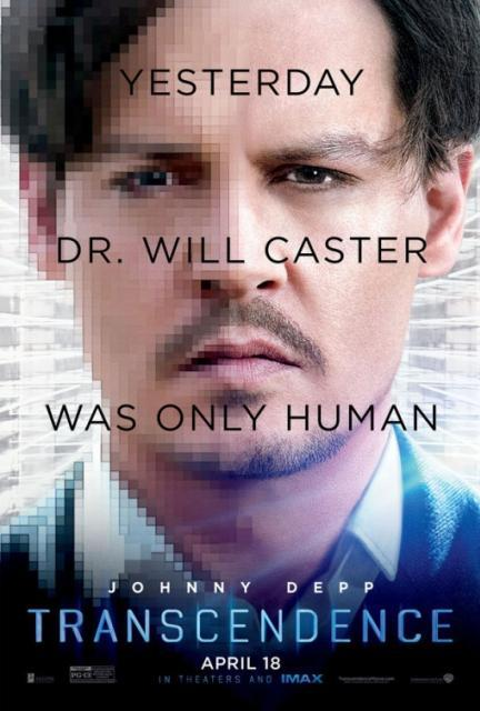 Transcendence (2014) Review