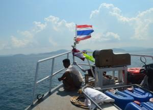 Travel by Car Ferry to Island, Travel to Koh Yao Yai from Phuket Airport