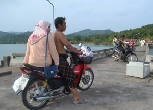 Arrival at Klong Hia Pier, Travel to Koh Yao Yai from Phuket Airport