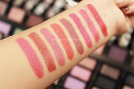 Bobbi Brown Art Stick Swatches