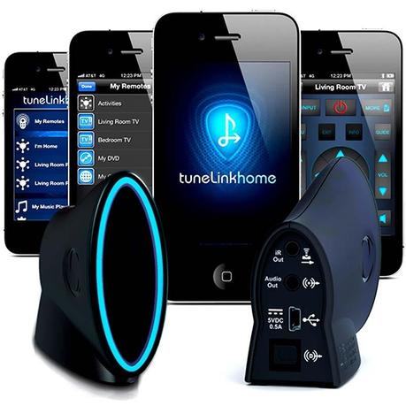 TuneLink Home Bluetooth Audio Link by NewPotatoTech