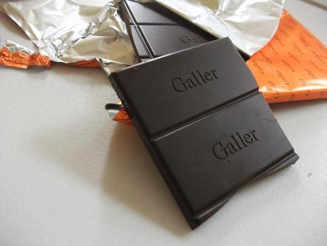 Galler Chocolatier 70% Noir Intense Review