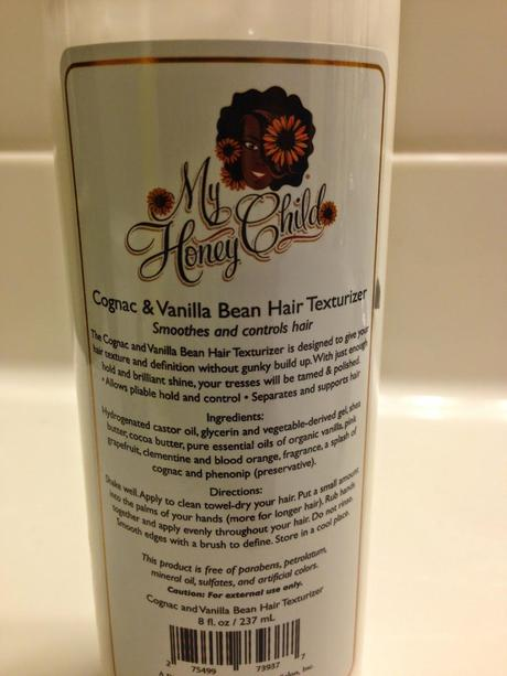 Natural Hair Care with My Honey Child Hair Products