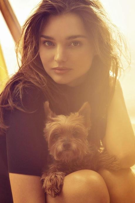 Miranda Kerr for Harper's Bazaar Magazine, UK, June 2014