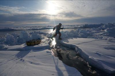 North Pole 2014: Closing In On 90ºN