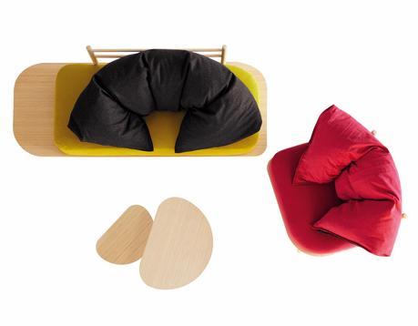 Disfatto Sofa by Denis Guidone