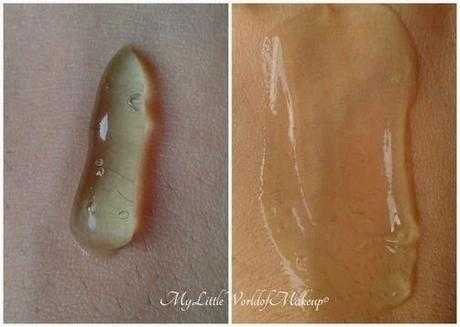 Patanjali Aloe Vera Gel Review and Swatches