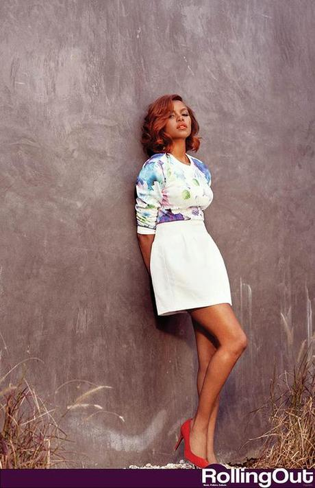 Letoya Luckett Talks About Insecurities In Rolling Out Magazine