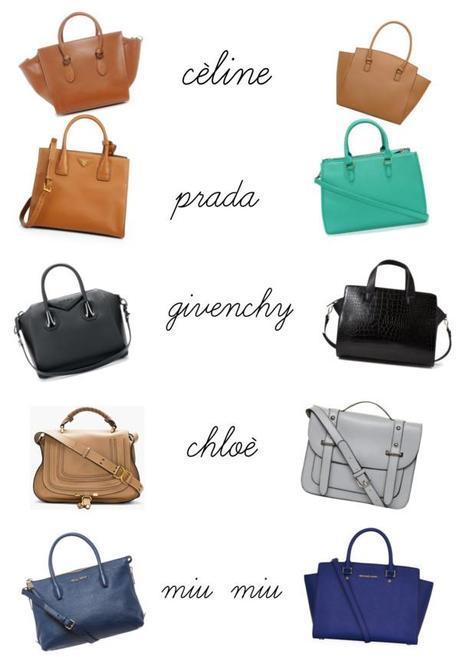handbag dupes