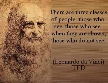 Leonardo Da Vinci Quotes And Sayings With Pictures Annportal