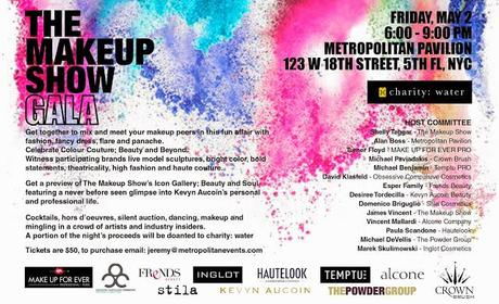 You're Invited: The Makeup Show Gala