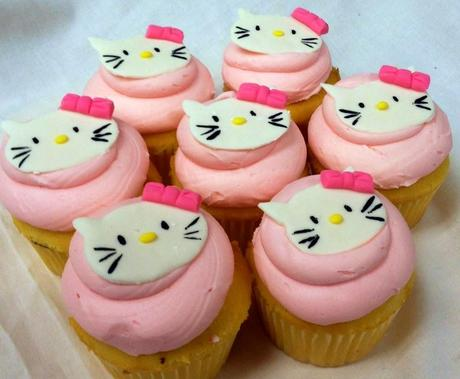 Delicious Cupcakes You Can't Eat!!  :(
