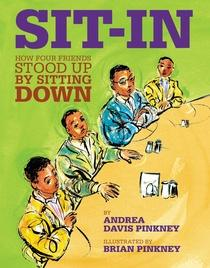 Books by Andrea Davis Pinkney and Art by Brian Pinkney on Exhibit at the University of Minnesota