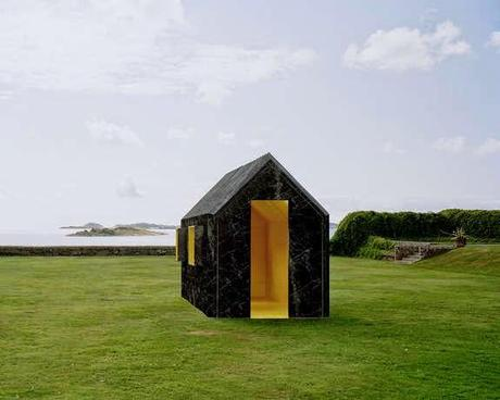 paper | corrugated paper house