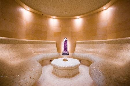 The spa-man; a facial experience at The Oriental Spa, The Landmark Hotel, Hong Kong,