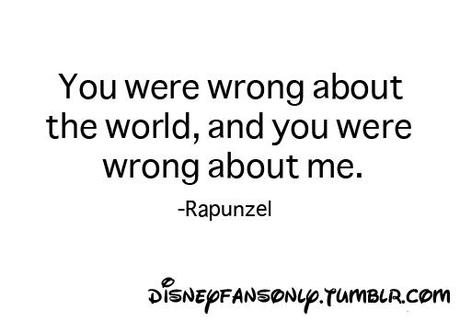 rapunzel quotes