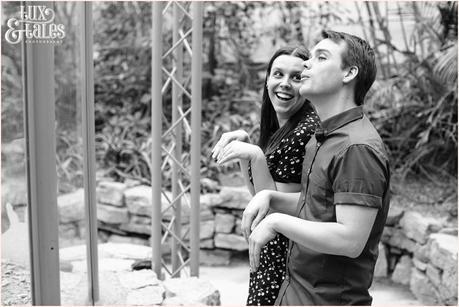 Leeds Engagement Photography Tropical World_1354