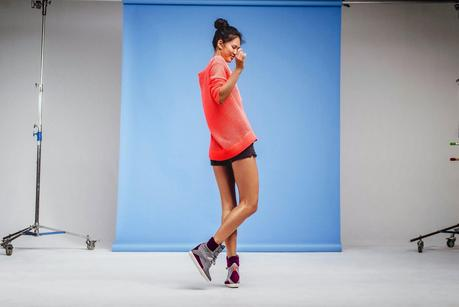 First Look: Alicia Keys X Reebok S/S 14 Collection