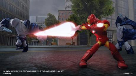 Disney Infinity Marvel Iron Man