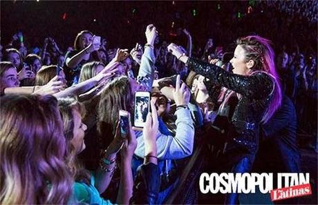 Demi Lovato in Cosmo For Latinas Magazine, June 2014520
