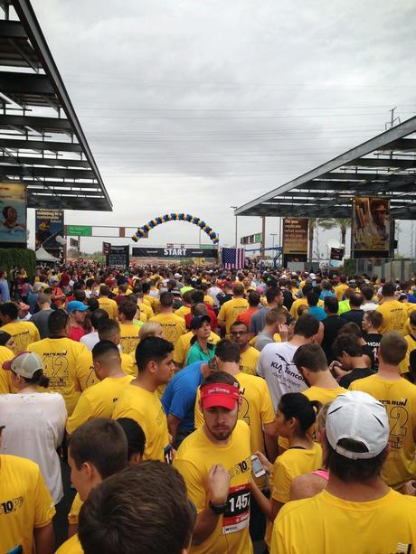 Pat Tillman Run 2014.