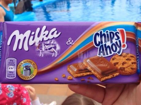 Today's Review: Milka & Chips Ahoy!