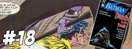 #18 Batman A Death in the Family