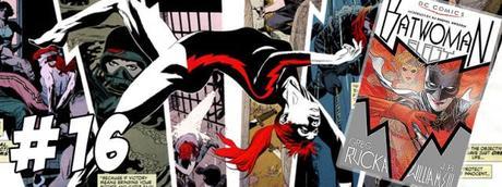#16 Batwoman Elegy