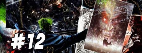 #12 Arkham Asylum A Serious House on a Serious Earth