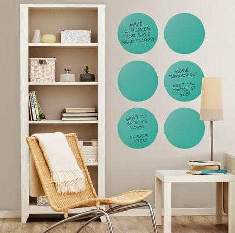 Dry Erase Wall Pops Wall Decal