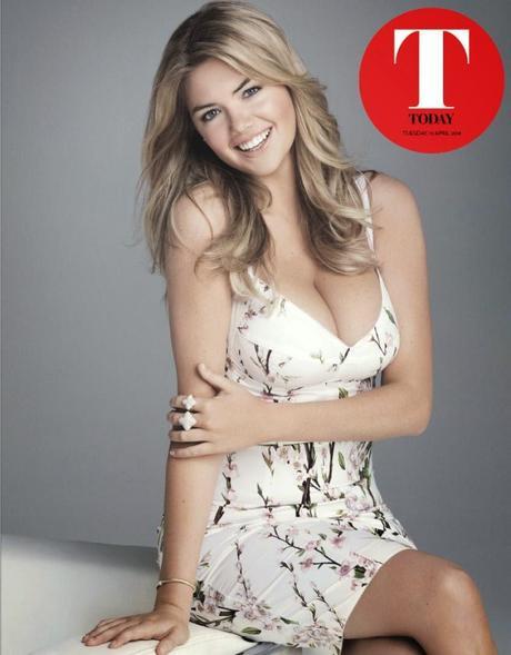 Kate Upton For Cosmopolitan Magazine, Australia, May 2014