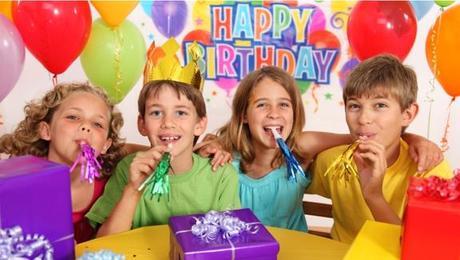 Save Money on Children's Birthday Parties