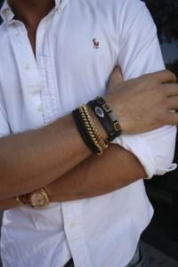 mens bracelets on Attire Club