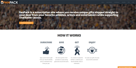 Former Pro Golfer David Horne of FanPack: Connecting Fans with Their Favorite Celebrities