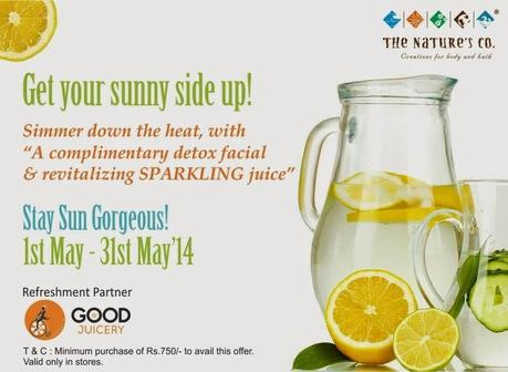 Enjoy the summers with The Nature's Co.