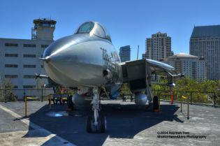 San Diego, USS Midway Museum, HDR,