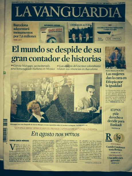 La Vanguardia: Doing Print Smartly