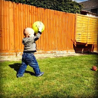 Garden Safety This Bank Holiday Weekend