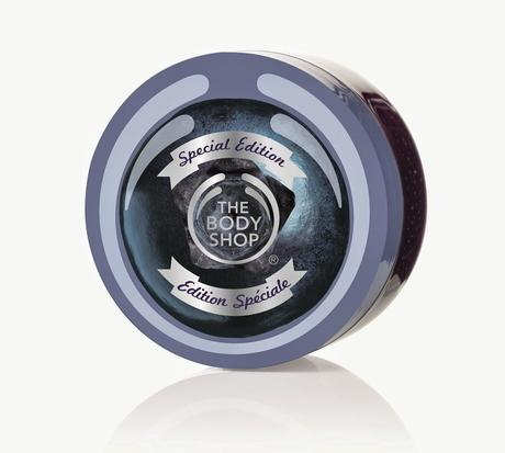 New Launches! The Body Shop Blueberry Range