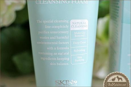 Skin79 Smart Clear Refresh Cleansing Foam Review