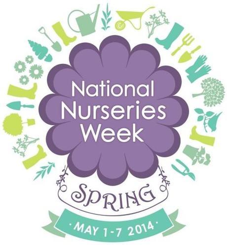 national nurseries week poster for May 2014